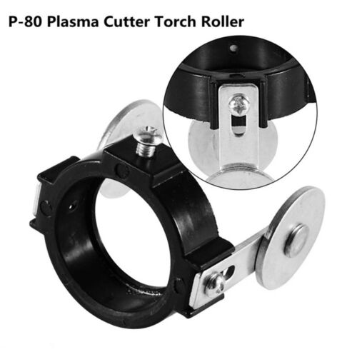 P-80 Plasma Cutter Torch Roller Guide Wheel the Two Diagonal Fixed Roller Guide