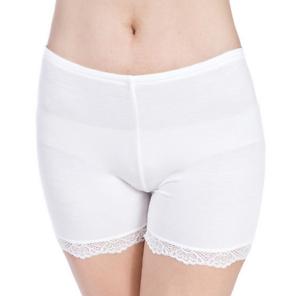 White sexy pants