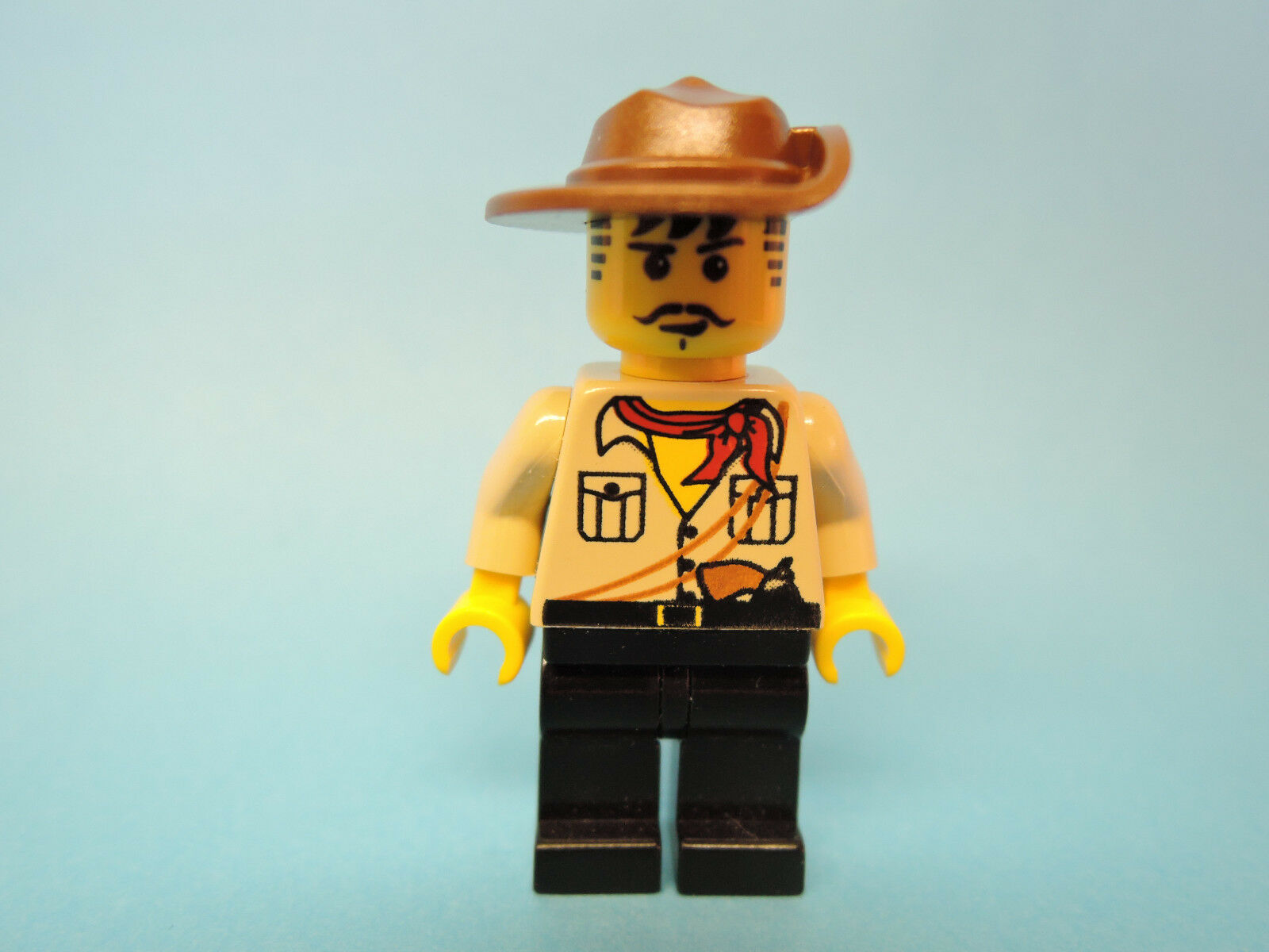 Charles Lightning adv006 aus Set 5934 5956 5987 LEGO 3 x Figur Minifigur Dr
