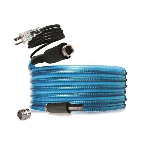Camco Heated Water Hose for RV / Camper / Motorhome / 5th Wheel (25')