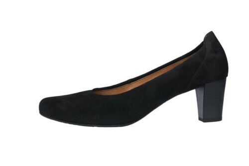 Xxl In da Size Pumps Scarpe donna Gabor Nero Large 8qHTFwHxg