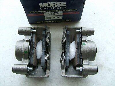 5674849 Front Disc Brake Caliper Set W// Brake Pads REMAN RWD ONLY