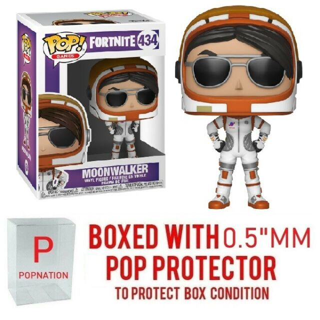Funko Pop Games 434 Fortnite 34469 Moonwalker