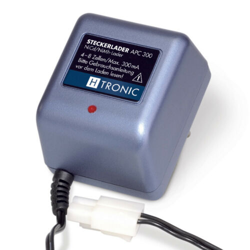 H-Tronic Ladegerät APC300 für Akkupacks mit 4-8 Zellen TAMIYA Stecker APC 300