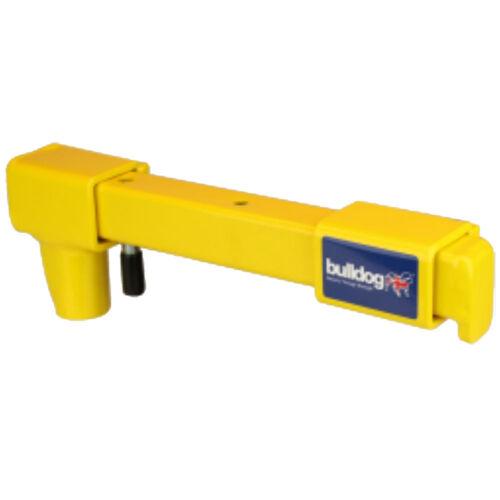 Bulldog Van Door Lock Side