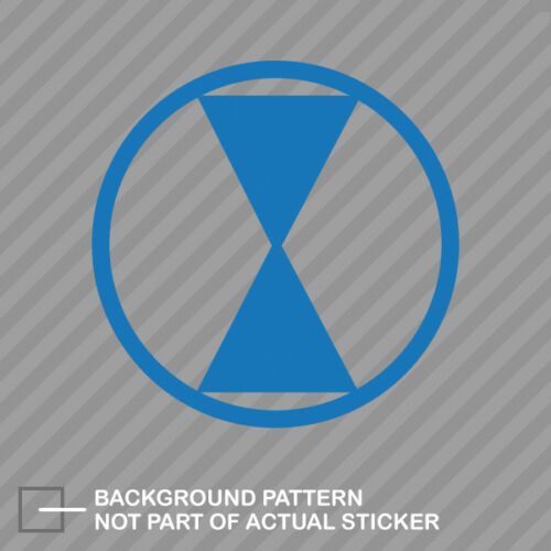 7th Infantry Division Sticker Decal Vinyl light fighter