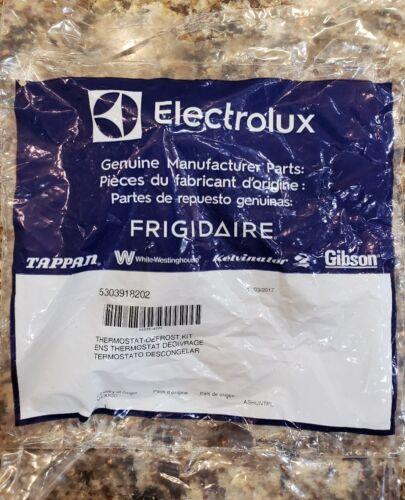 Réfrigérateur Dégivrage Bi-Métal Thermostat Kit 5303918202 Factory Original Equipment Manufacturer frigidaire