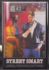 "Street Smart Movie Poster 2"" X 3"" Fridge / Locker Magnet. Christopher Reeve"