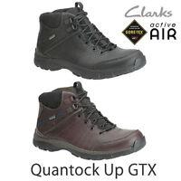 Clarks Men Brown Quantock Up Gtx Active Air Rock Uk 7