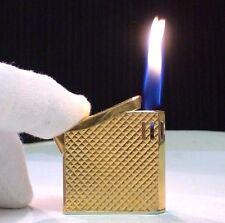 Briquet Ancien @ MARUMAN Halley DL-6 - K 22 G.P. @ Lighter Feuerzeug Accendino