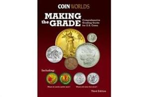 Making-the-Grade-How-To-Grade-US-Coins-expanded-Edition-Free-Shipping