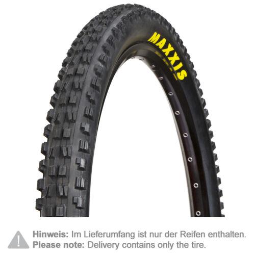 Draht 26 x 2.50 Zoll SuperTacky Maxxis MTB-Reifen Minion DHF Downhill Schwarz