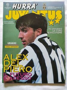 HURRA-039-JUVENTUS-N-12-1995-ALESSANDRO-DEL-PIERO