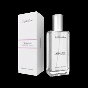 Parfum Aux Phéromones Spray Eau pour Dames Toilette 30 ML Captivation