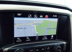 2014 2015 Gmc Sierra Intellilink Io6 2 0 Hmi Gps Navigation Radio