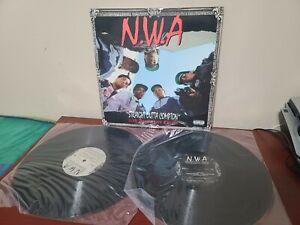 N.W.A. - Straight Outta Compton 2x Vinyl LP