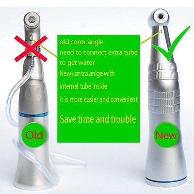 Sale New NSK Inner Water Spray Dental Low Speed Handpieces Contra Angle Fit W&H