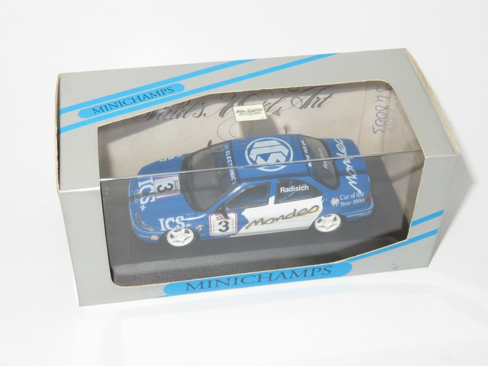 1 43 Ford Mondeo BTCC 1994 Paul RADISICH  3