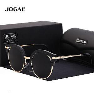 Jogal-Authentic-Sunglasses-Polarized-Womens-Cat-Eye-Retro-Designer-Eyewear
