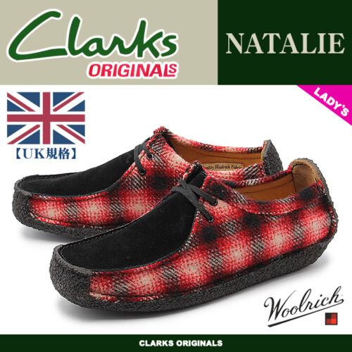 Clarks 9 Combi Rojo Gb Originales Mens Ante 7 8 Natalie 11g negro 10 SrSOqx