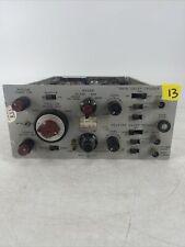 Vintage Hp 1421a Time Base Amp Delay Generator Parts Or Repair