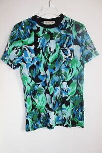 Botanical Limited Xs Top Kenzo amp;m H Blue Edition X Print wAnqXZt
