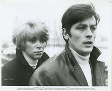 ALAIN DELON  MIRELLE DARC JEFF 1969 VINTAGE PHOTO ORIGINAL #19