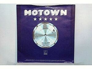 DAZZ-BAND-LET-IT-ALL-BLOW-SINGLE-7-034-UK-1984-EX-NM-GENERICA
