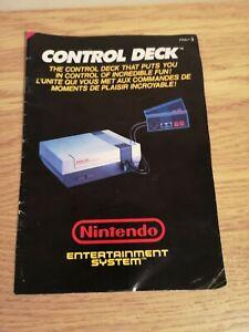Notice Console Nintendo NES