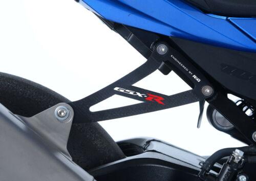 Suzuki GSX R1000 2001 K1 R/&G Racing Exhaust Hanger Bracket GSXR LOGO