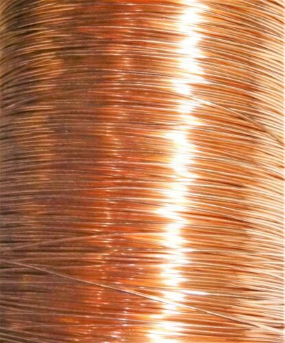 12 Gauge AWG Soft Annealed Bare Copper Building Ground Wire Made In USA 20 FT