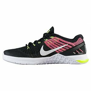 Nike-WMNS-Metcon-DSX-Flyknit-849809-011-Womens-Gym-Workout-Training-Shoes-NEW
