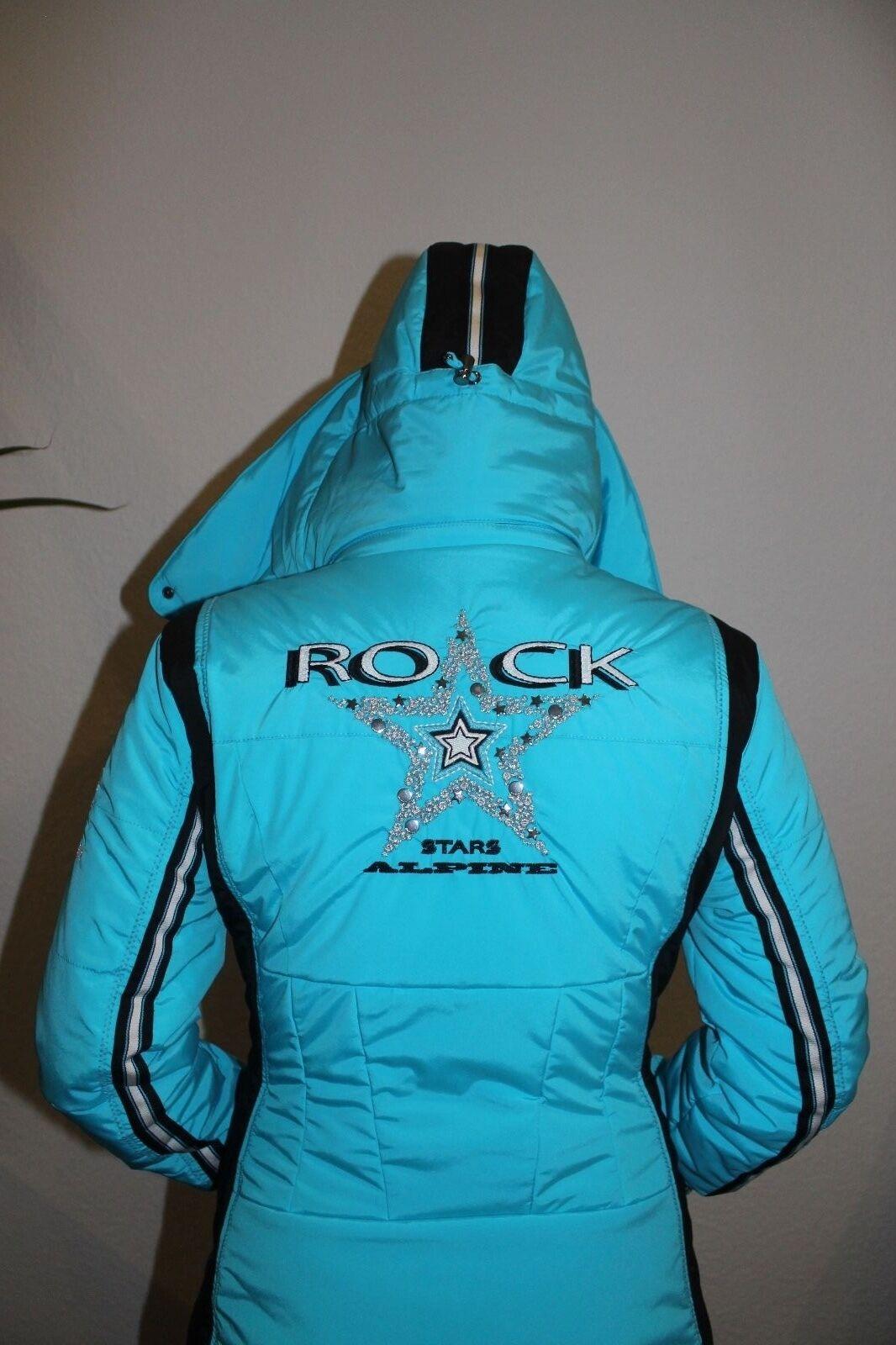 Sportalm Kitzbühel Janis D Equí Mujer Chaqueta Azul Azul Azul Todos Las Tallas e8026a