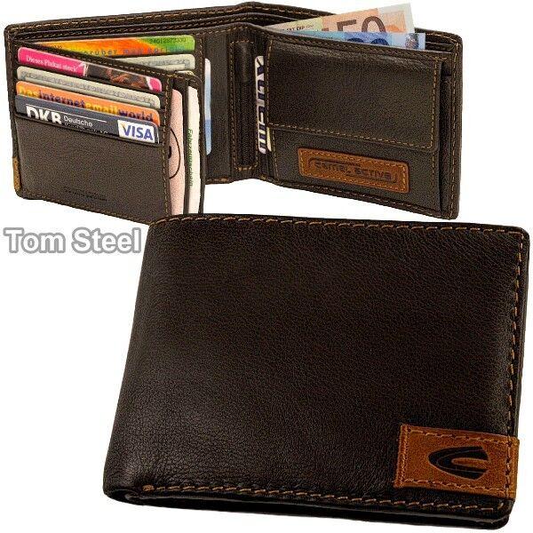 Camel Active California Wallet 12.5x2x9.5 Brown
