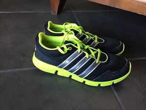 D67054 Black Size Canvas Running Adidas 8Ebay Men Shoes Green Stripes NP8kwnOX0