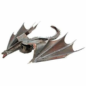 Fascinations-ICONX-Game-of-Thrones-DROGON-3D-Steel-Metal-Earth-Model-Kit-ICX124