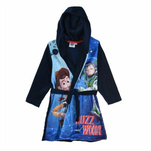 Boys robe Toy Story fleece dressing gown bathrobe