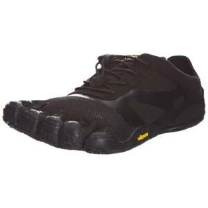 Vibram-Mens-Oin-Black-Mesh-Running-Cross-Training-Shoes-40-Medium-D-BHFO-8297