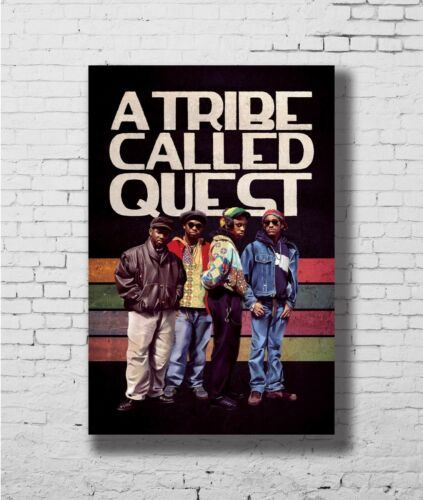 24x36 14x21 Poster American MC Music A Tribe Called Quest Group Stars Art P-1901