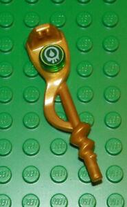 GOLDEN VENOMARI STAFF LEGO NINJAGO