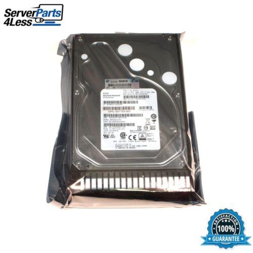 "657750-B21657739-001 HP 1 TB 6G SATA 7.2K 3.5/"" SC MID LINE HDD NEW 0 HOURS"