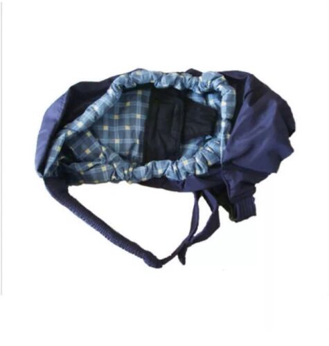 Newborn Strap Baby Infant Adjustable Carrier Sling Wrap Rider Backpack Pouch New