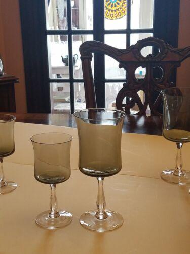 Noritake RAINBOW Olive Green Water Or Wine