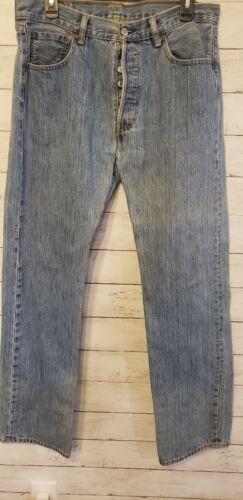Levis 501 jeans size 34x32 vintage