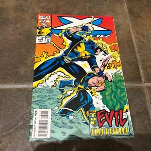 X-FACTOR-104-JULY-1994-MARVEL-COMICS-THE-EVIL-WITHIN-DIRECT-EDITION-COMIC-VG-FS