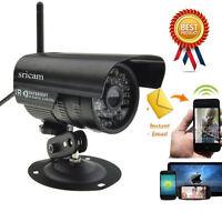 WiFi Outdoor Waterproof Wireless Night 20M IR CCTV Security Network IP Camera CL