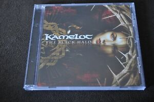 Kamelot-The-Black-Halo-CD-2005-Steamhammer-Germany