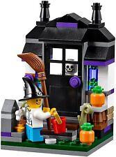 LEGO Seasonal Halloween - 40122 Süsses oder Saures / Trick or Treat - Neu & OVP