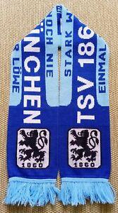TSV-1860-Muenchen-Schal-scarf-bufanda-Fussball-Kaiserslautern-Betzenberg-1FCK-HSV