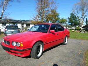 1995 BMW 530I 5 speed